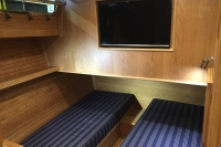 Sabre 45 Salon Express - Guest Berth