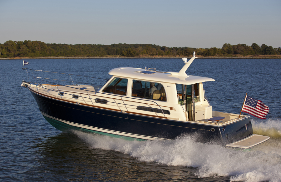 Images Of The Sabre 42 Salon Express Motor Yacht