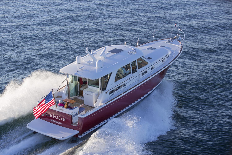Sabre 45 Salon Express Gallery Sabre Yachts