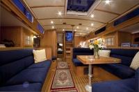 Sabre 456 interior; Annapolis, MD