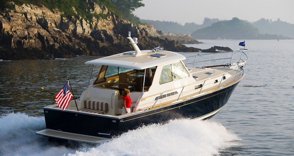 Sabre 42 Hard Top Express Motor Yacht Hand Crafted In