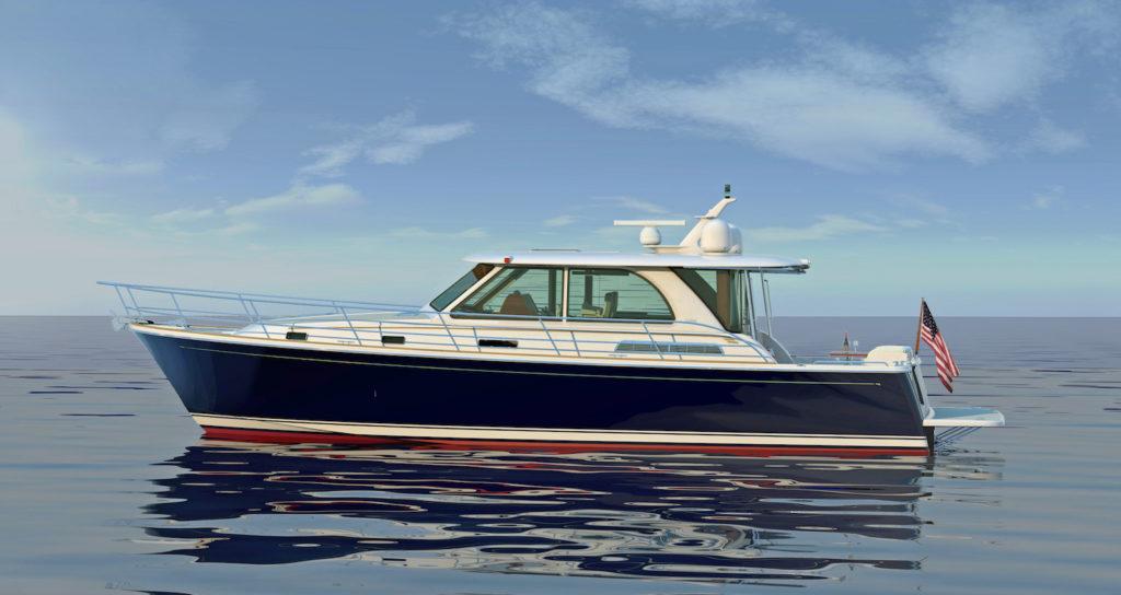 Sabre 45 Salon Express Sabre Yachts